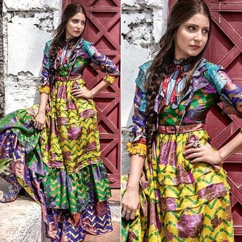 Anushka Sharma Photo Shoot For Vogue 2016
