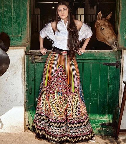 Anushka Sharma Shoot For Vogue 2016