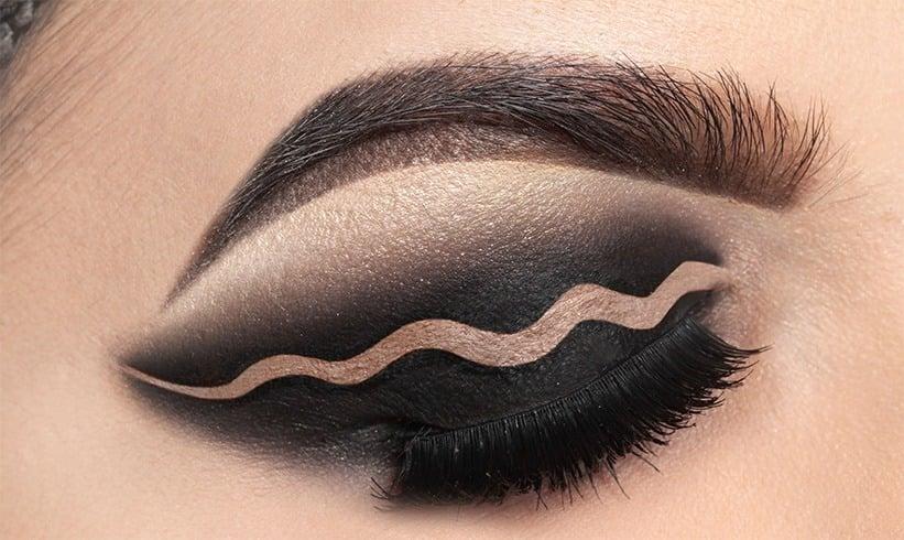 Creative Arabic Eye Makeup Tutorial To Stun Everyone