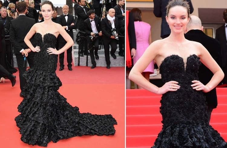 Ava West At Cannes 2016