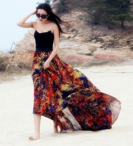 Beach Fashion Dresses For Women
