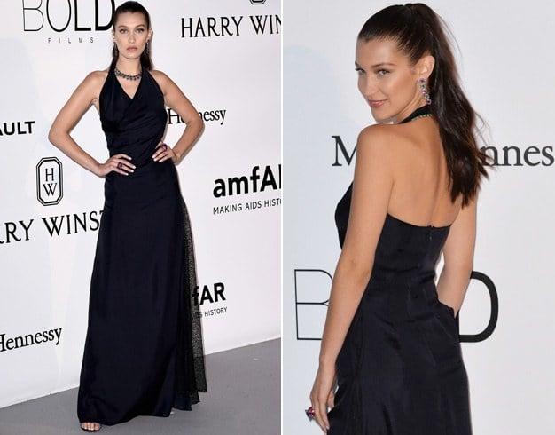 Bella Hadid At 2016 Cannes