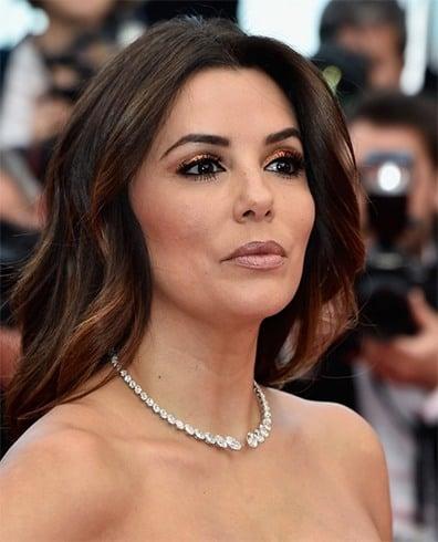 Best Ccelebrity Makeup At Cannes 2016