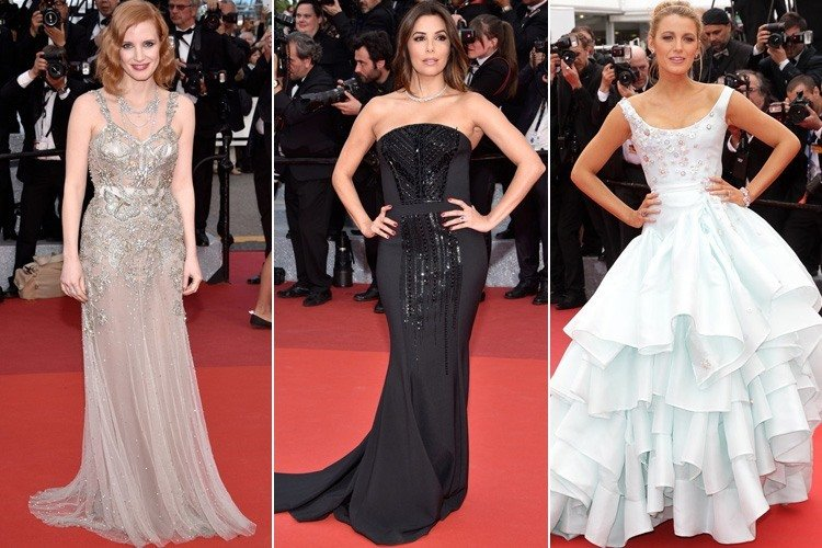 Best Dressed Celebs at Cannes 2016 Day 2