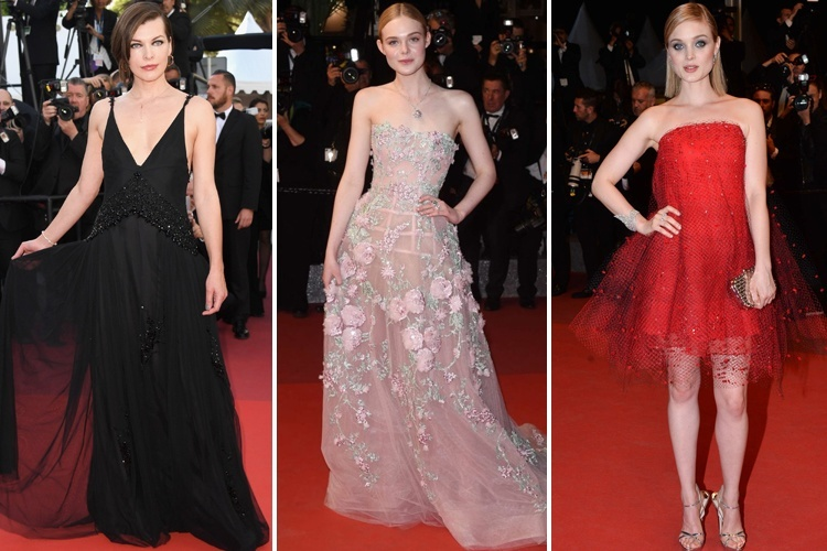 Best Of The Final Looks From Cannes