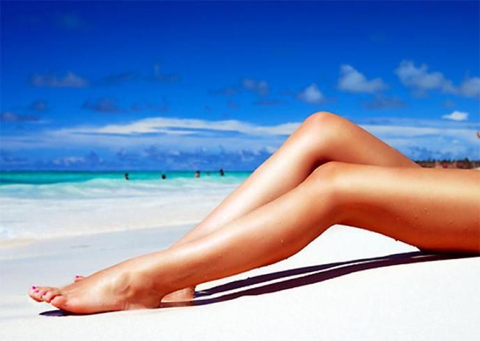 best way to contour legs