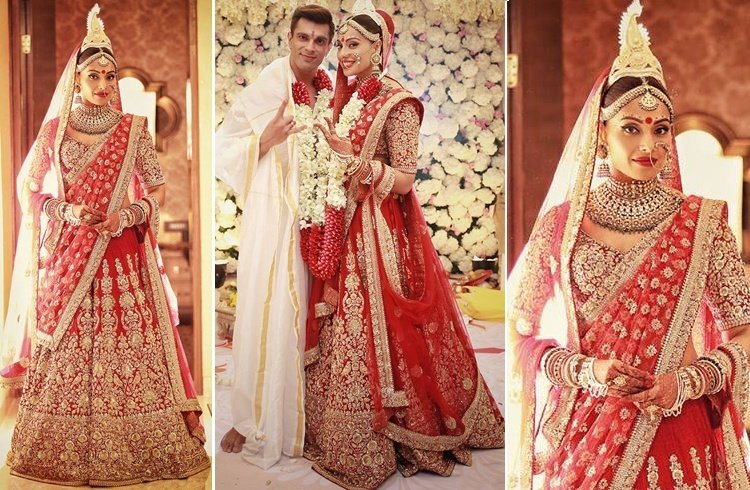How to Choose Your Bridal Lehenga According to Your Skin ...