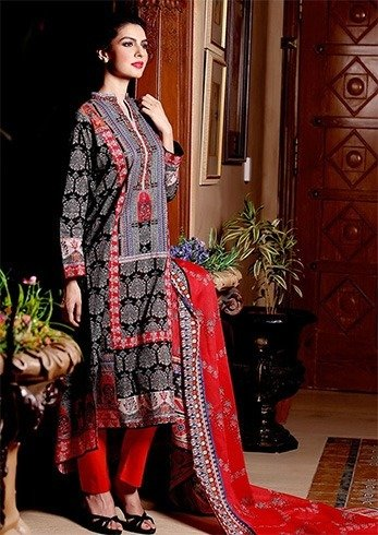 Block printed salwar tops