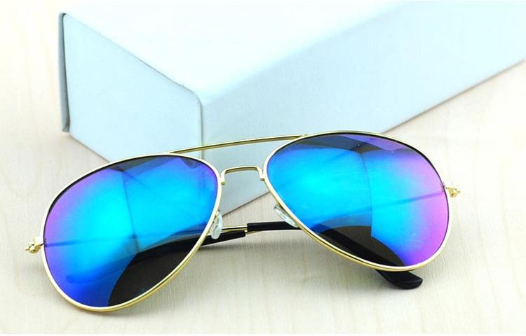 Blue Mercury Aviators