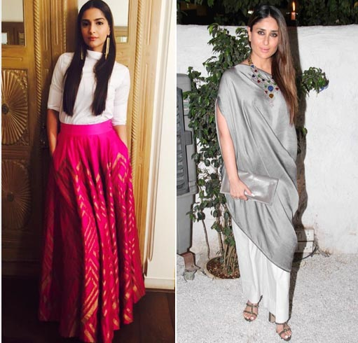 Bollywood Celebs Outfits