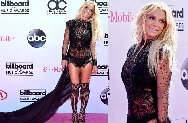 Britney Spears At Billboard Music Awards