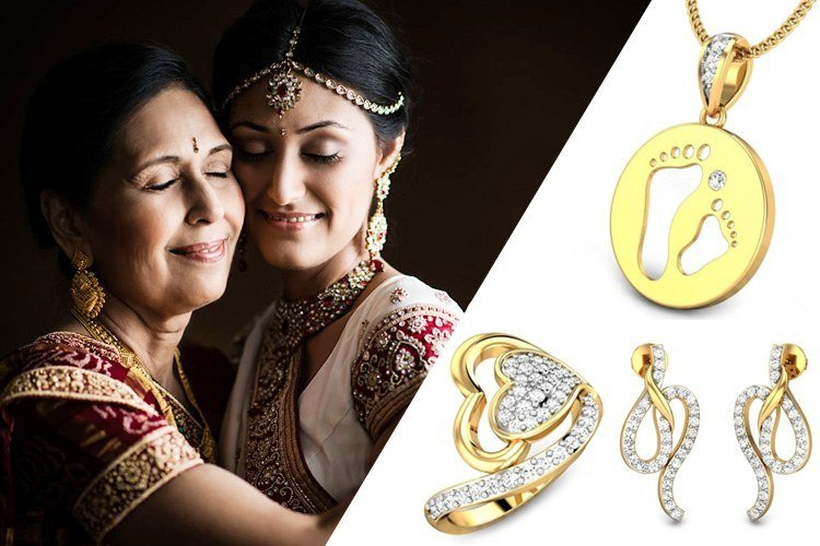 Candere Mothers Day Jewellery
