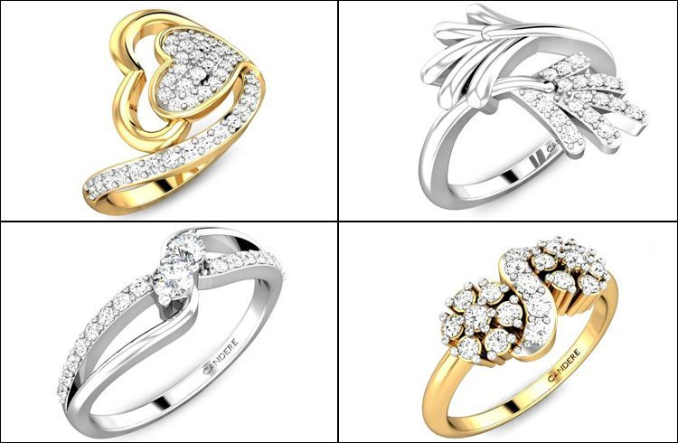 Candere Rings Mothers Day