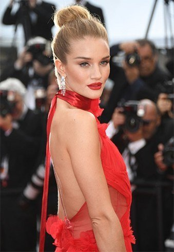 Cannes Film Festival 2016 celebrity hairstyles