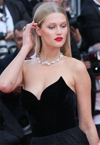 Cannes Film Festival Celebrity Hair
