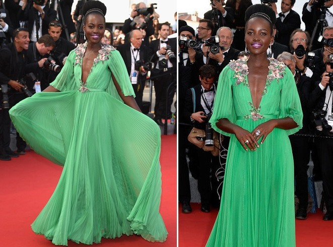 Cannes Red Carpet Dresses