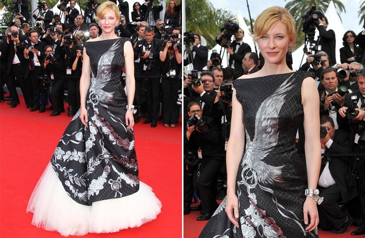 Cate Blanchett Cannes 2010