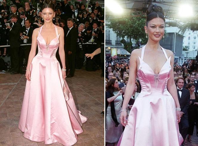 Catherina Zeta Jones Cannes 1999