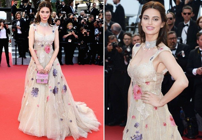 Catrinel Marlon At Cannes 2016
