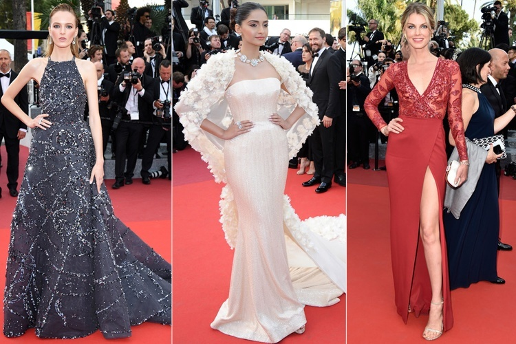 Celebrities At Cannes Film Festival 2016