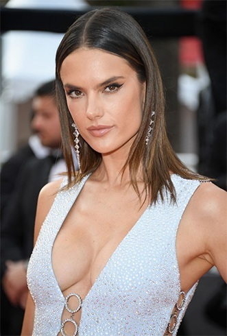 Celebrity Cannes Ffilm Festival Hairstyles