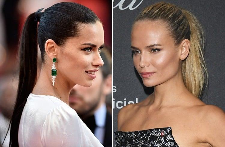 Celebrity Hairstyles Aat Ccannes