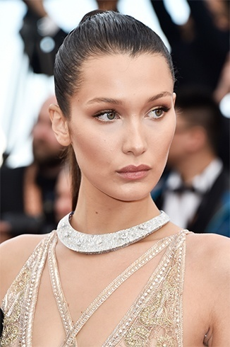 Celebrity Makeup At Cannes