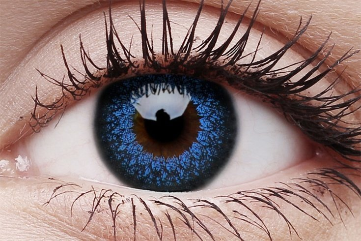 Colored Contact Lenses To Try For Those With Indian Skin Tone