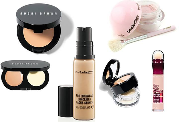 Concealers To Cover Dark Circles