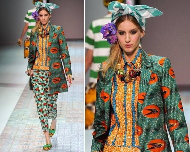 Cute African Print Dresses