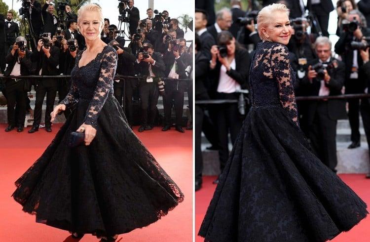 Dame Helen Mirren At Cannes 2016