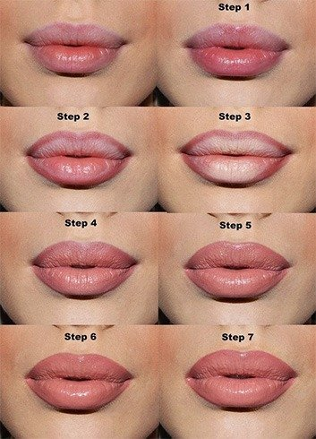 Different Types Of Lip Shapes