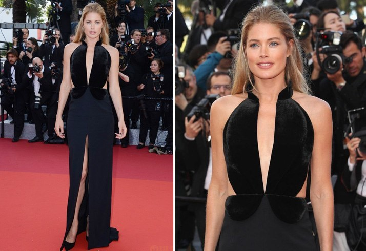 Doutzen Kroes at Cannes 2016