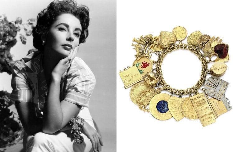 Elizabeth Taylor bracelet