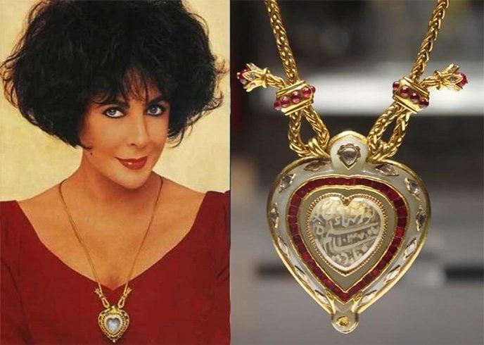 Elizabeth Taylor Vintage Jewelry