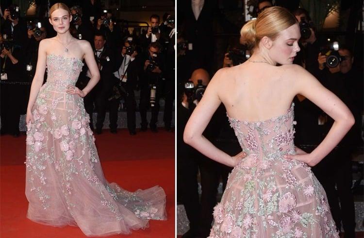 Elle Fanning At Cannes 2016
