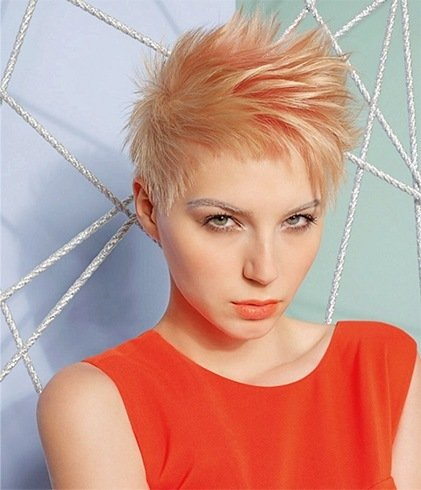 Emo Hairstyle For Short Hair