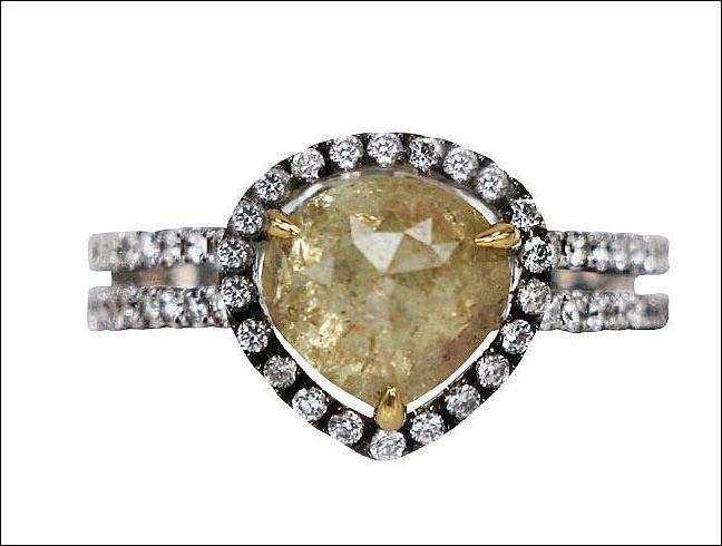 Engagement Rings For Leo