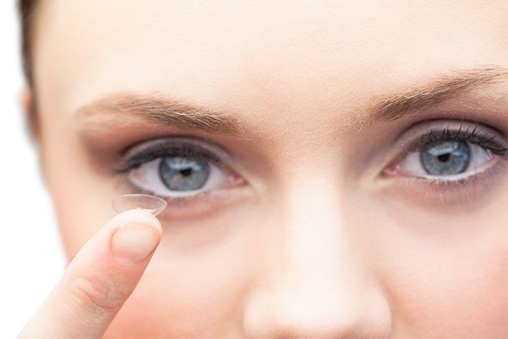 Eye Lens Color For Fair Skin