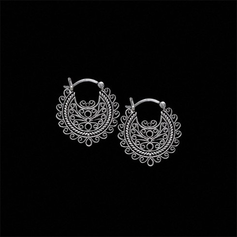 Fourseven Silver Earrings