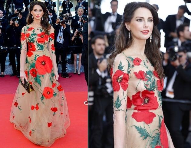 Frederique Bel At Cannes 2016