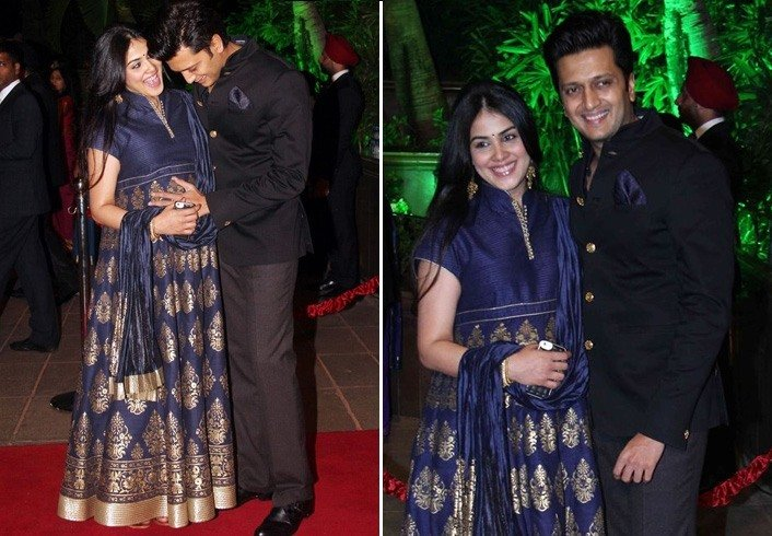 Genelia DSouza Wedding Dress