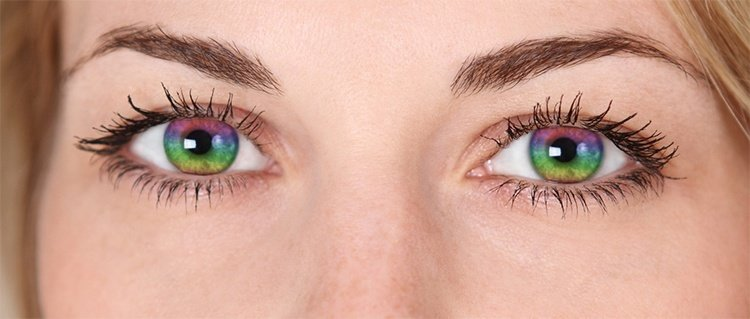 How To Choose Colored Contact Lens