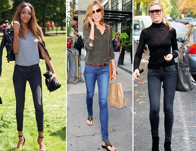 Sep 28, · The best way to size jeans is to measure your body. Measure your waist by wrapping a measuring tape around the area your jeans normally sit, then measure from your crotch to your ankle to find your inseam. If you want to measure your jeans for size, lay your jeans flat and measure the waistline, then multiply that measurement by 2 to 63%(16).