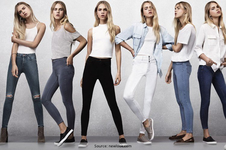How To Look Slim In Jeans