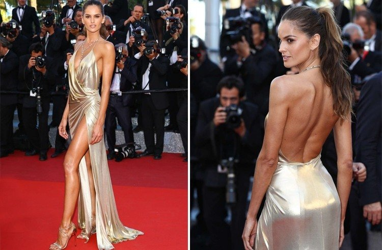 Isabel Goulart At Cannes 2016