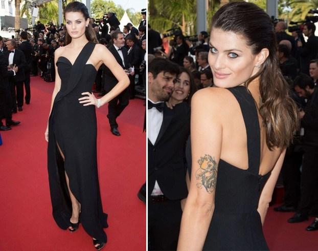 Isabeli Fontana At Cannes 2016
