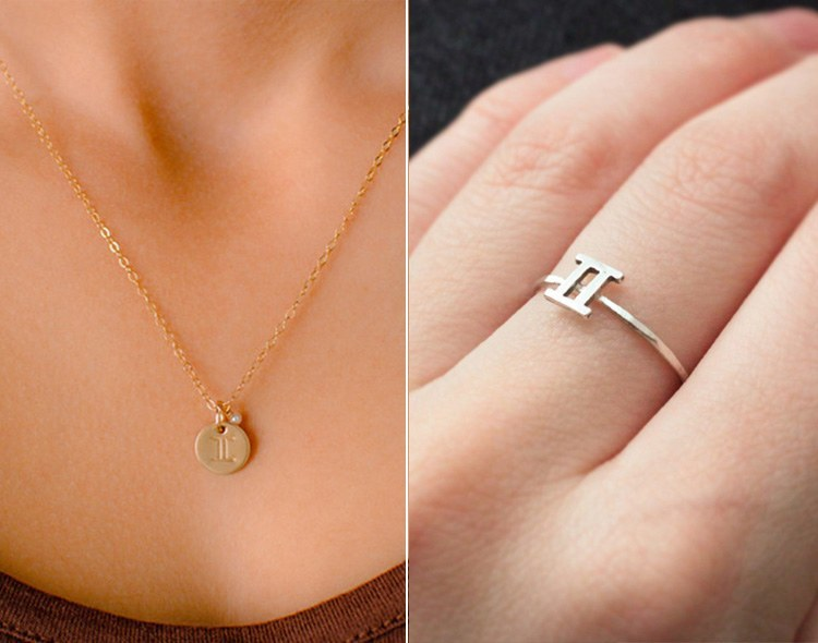 Jewelry For Gemini Girlfriend