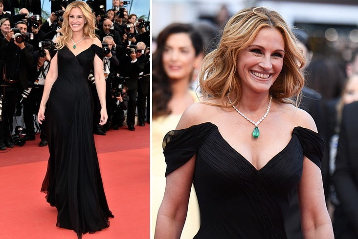 Julia Roberts at Cannes 2016