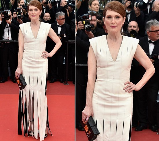 Julianne Moore at Cannes 2016